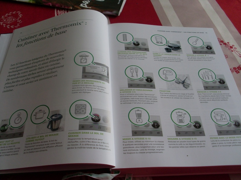 thermomix ou cooking chef de kenwood page 19. Black Bedroom Furniture Sets. Home Design Ideas