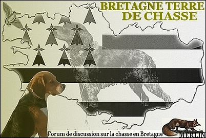 la Bretagne, terre de chasse
