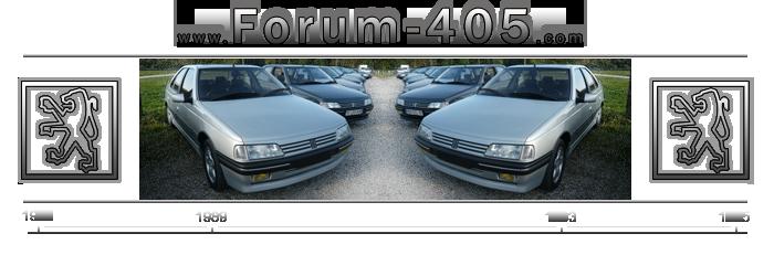 www.forum-405.com le Forum d�di� � la 405
