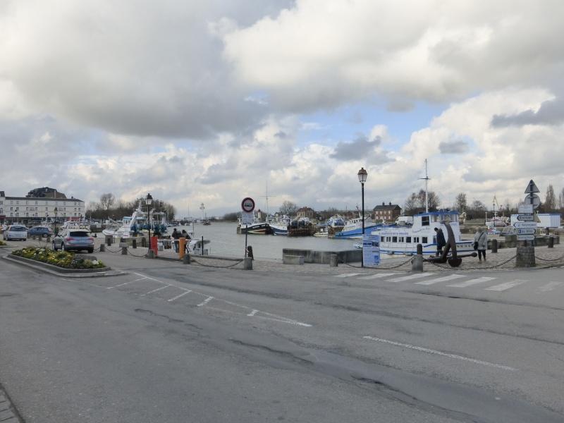 Honfleur - Le bistrot du port honfleur ...