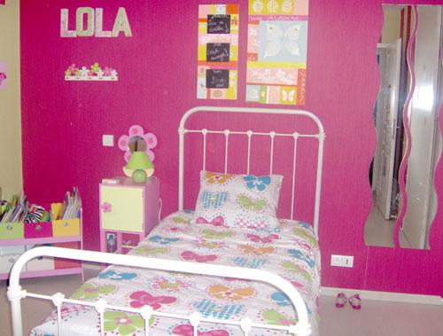Idee Deco Chambre Ado Loft : Chambre petite fille 3 ans