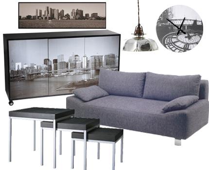 Quel luminaire pour une chambre d 39 ado style new york for Chambre ado style new york