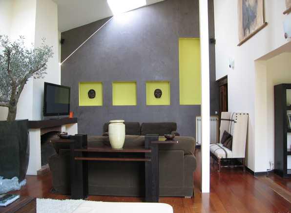 Choix des couleurs pour mon living - Decoration living couleurs ...