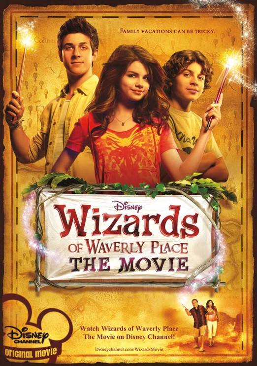 [DF] Les Sorciers de Waverly Place : Le film (TV) [DVDRiP]