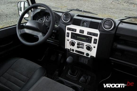 Land Rover Defender Fire Amp Ice