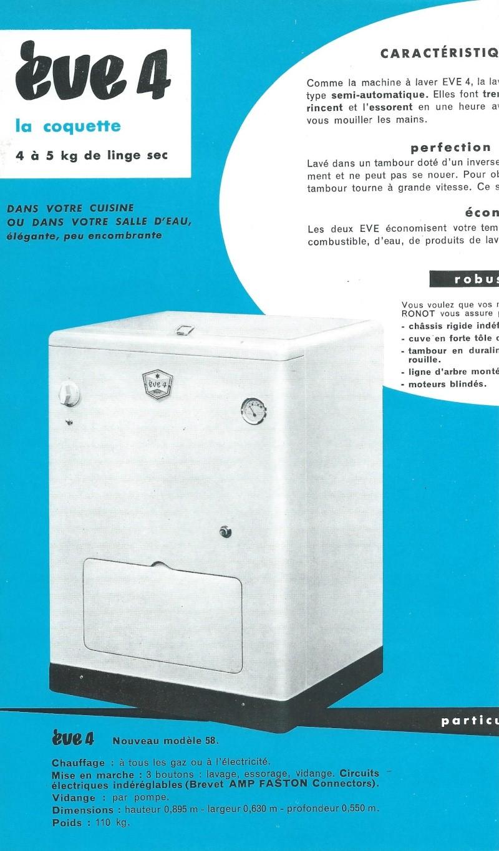 eve la machine laver. Black Bedroom Furniture Sets. Home Design Ideas
