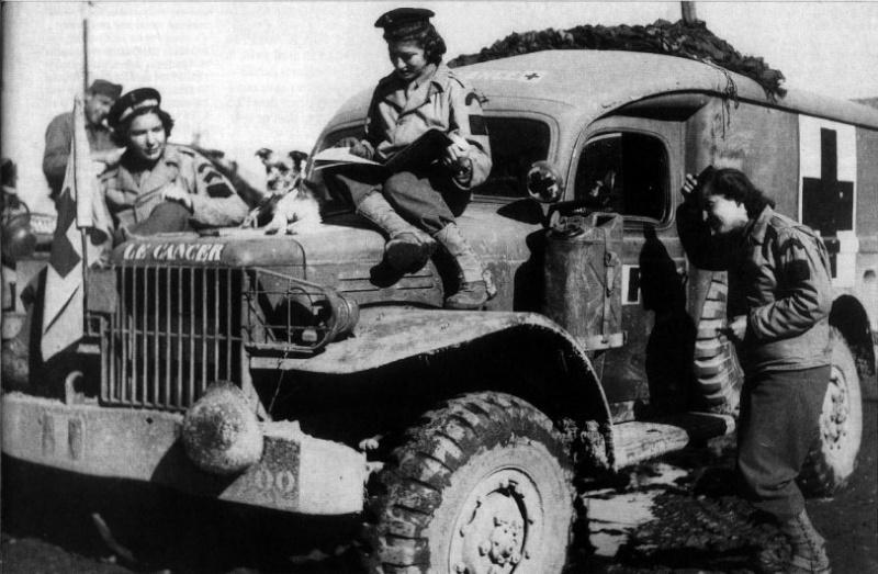 Jeep Ford GPA GPW , jeep Willys MA MB, jeep Hotchkiss M201: ambulance???