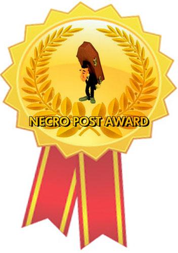 Necro Post Award