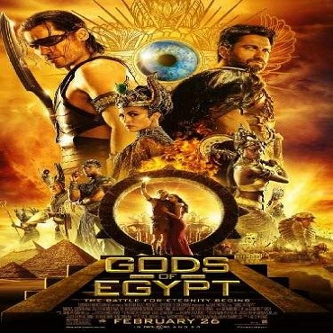 فيلم Gods of Egypt 2016 مترجم دي فى دي