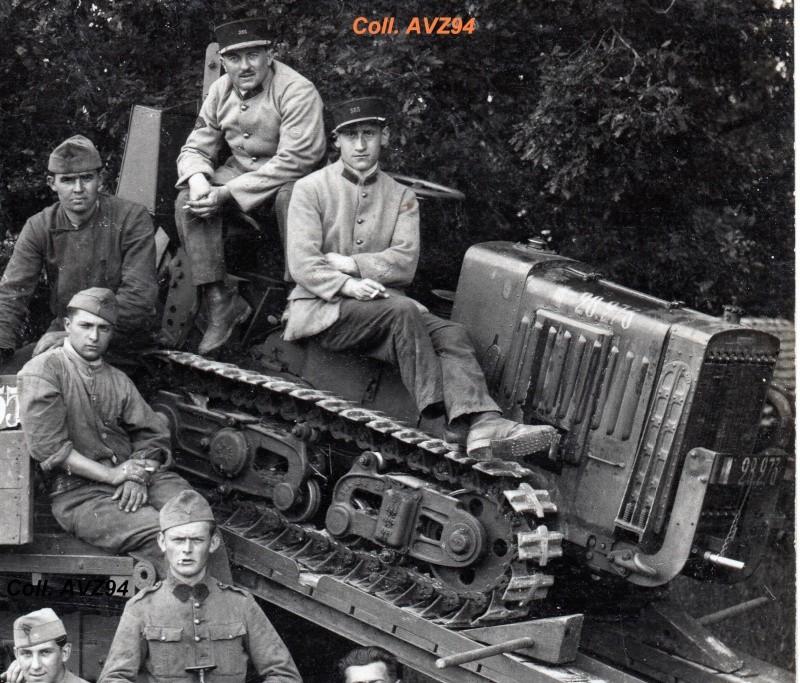 Batterie D Artillerie Avec Tracteurs Agricoles Page 2
