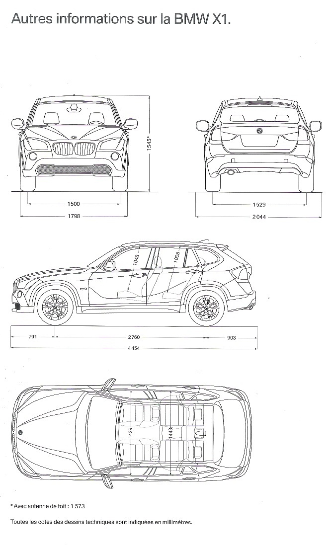 bmw x1 e84 topic officiel page 41 x1 bmw forum marques. Black Bedroom Furniture Sets. Home Design Ideas