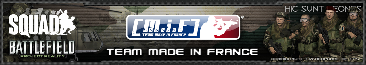 [MIF]Team Made In France