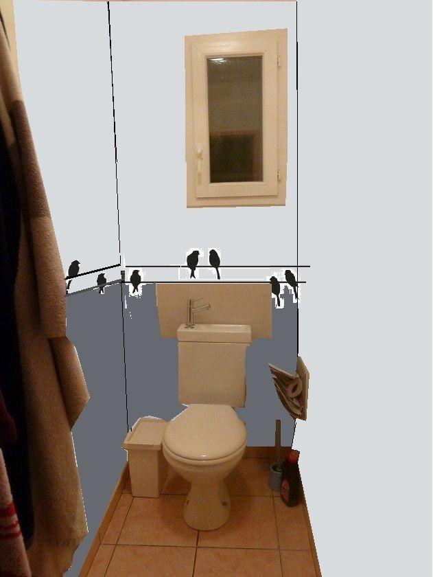 excellent je ne suis pas sure darriver faire une dmarcatkon nette entre les couleurs mais je me. Black Bedroom Furniture Sets. Home Design Ideas