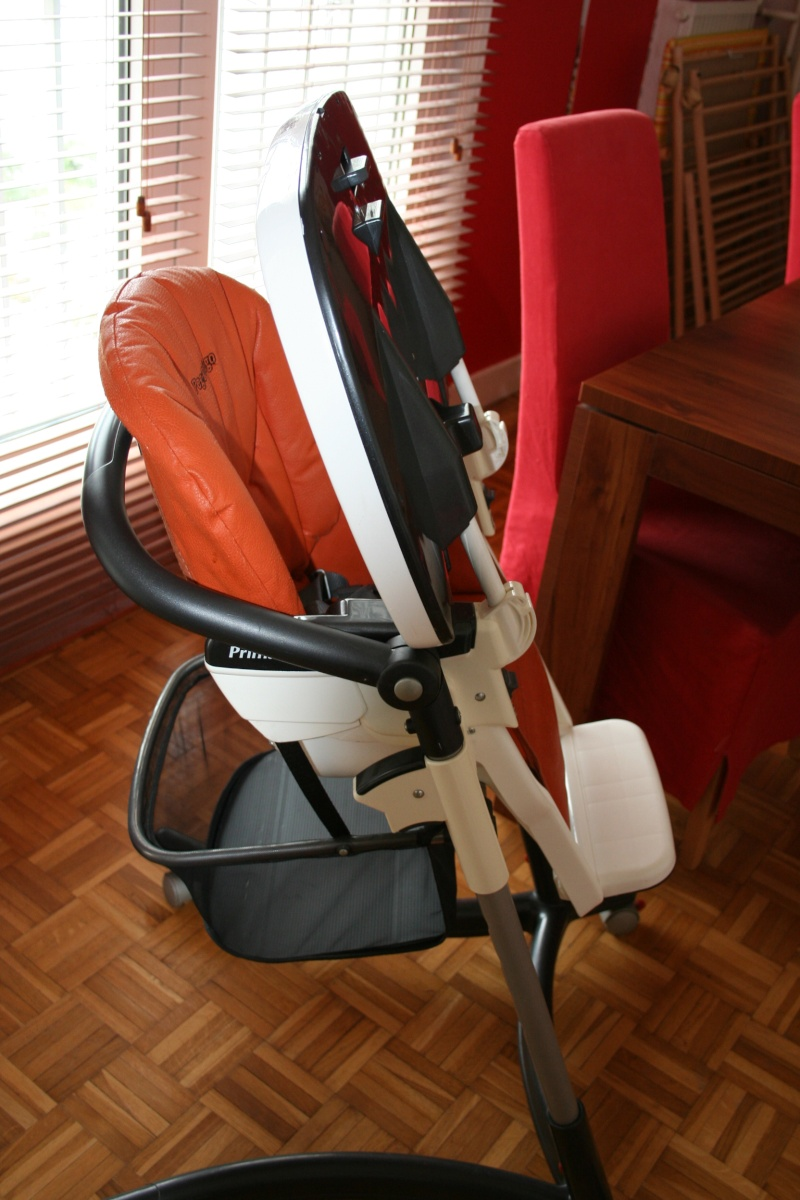 Chaise haute votre avis page 2 for Chaise haute bloom avis