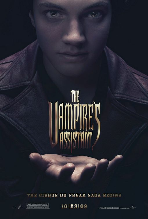L'ASSISTANT DU VAMPIRE dans vampire 1066110