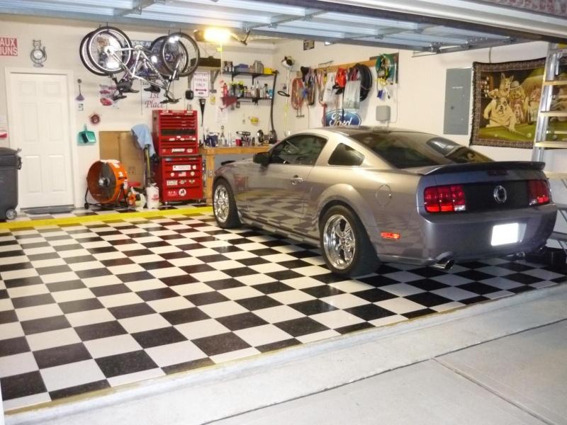 Garage Floor Epoxy CoatingNeed Some Help BMMC