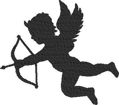 Cupidon broderie machine chez - Image de cupidon gratuite ...