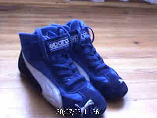 puma chaussure pilote