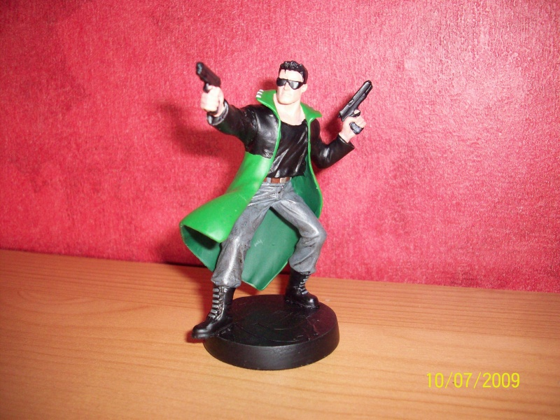 Re: Figurines Eaglemoss DC COMICS