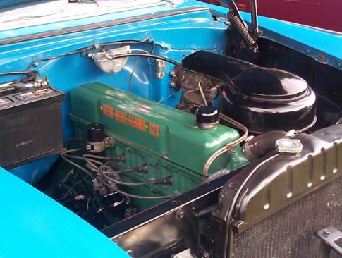 6 Cylinder Paint Color Trifive Com 1955 Chevy 1956