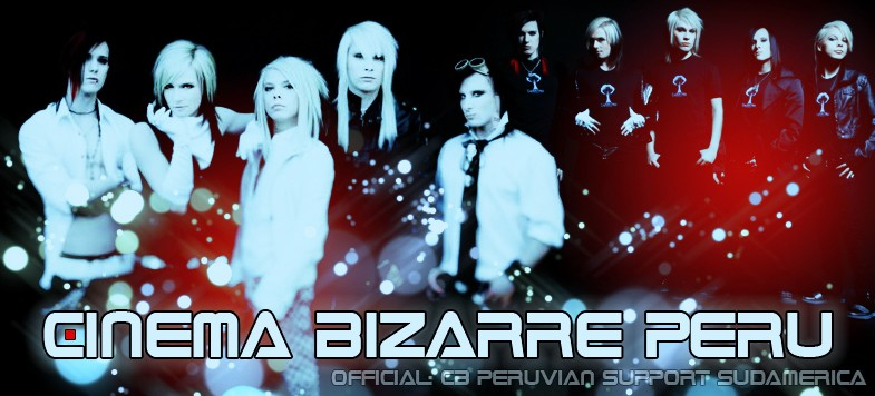 Cinema Bizarre Official Support Peru