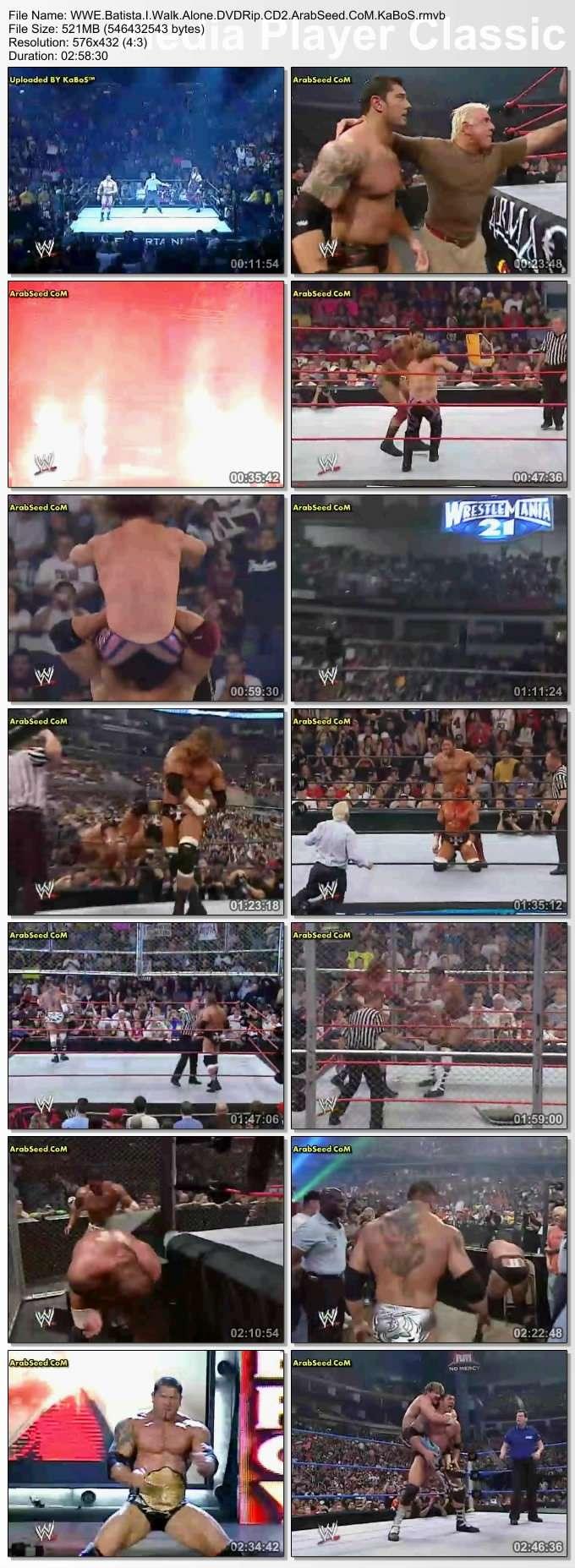 باتيستا Batista Walk Alone DVDRip 212.jpg