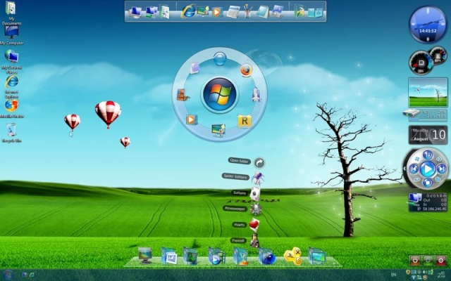 windows xp sp3 2010