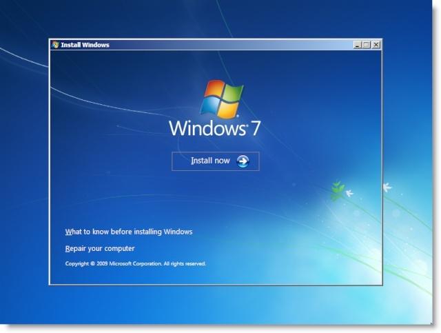 نسخة Windows 7 Ultimate 7600 OEM (32/64Bit) Activated منشطة
