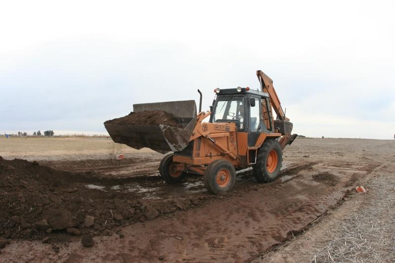 Se viene se viene la laguna artificial en ca ada de gomez for Construir laguna artificial