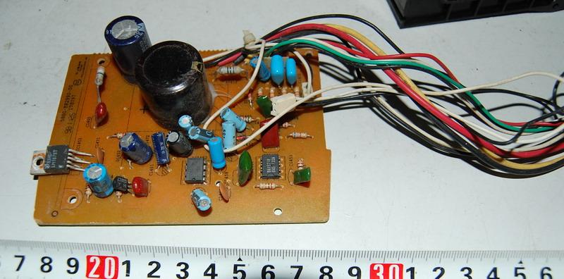 特价低音炮专用功放电路板lm1875t+ba15218+tda8196