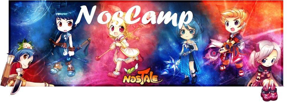 Famille NosCamp nostale