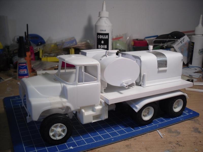 scratch build : thunderbolt : W.I.P