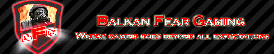 Balkan [F.E.A.R.] Gaming