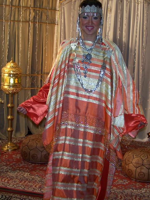 ملابس جزائرية 2012 ازياء جزائرية