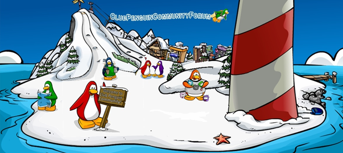Club Penguin Community Forum