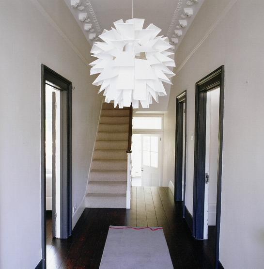 Hallway Decorating Ideas For Big Houses: Couloir étage (photo Page 2