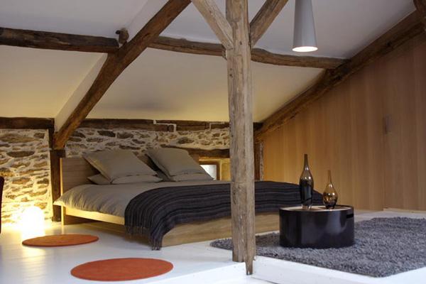 Demande de conseils pour d co d 39 une chambre mansard e - Idee deco chambre mansardee ...