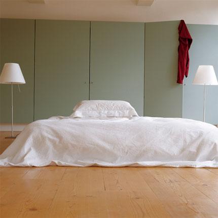 chambre couleurs des murs. Black Bedroom Furniture Sets. Home Design Ideas