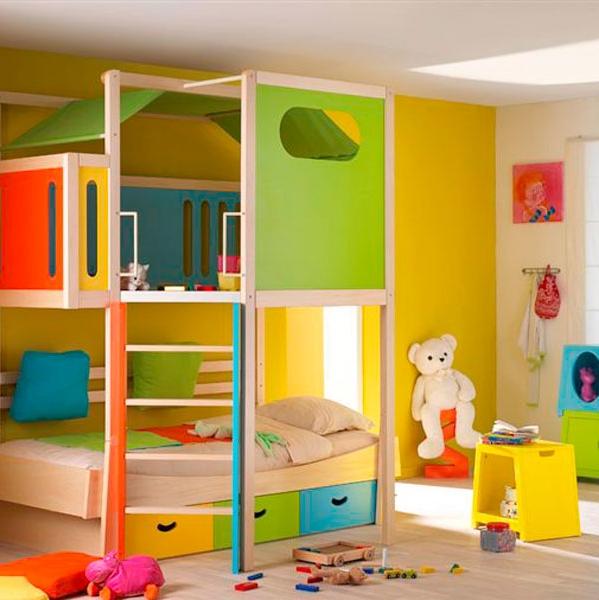 Id es pour chambre de garcon de 5 ans for Decoration chambre fille 5 ans