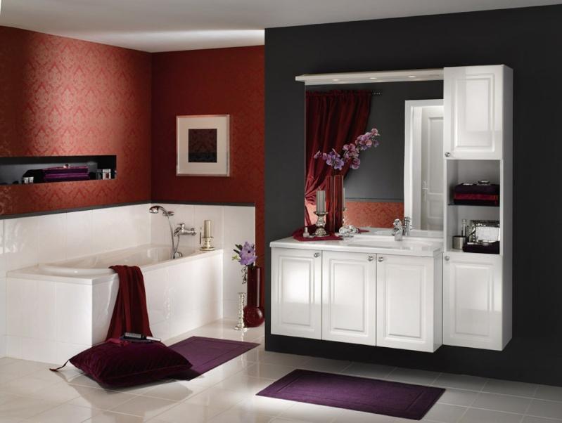 La salle de bains familiale pas grande id es couleur for Idee de couleur de peinture pour salle de bain