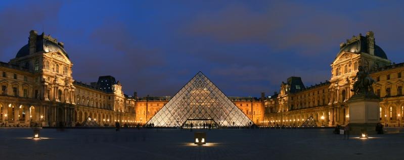 Architecture s architectures de la ville architectures au quotidien archi - Date de construction du louvre ...