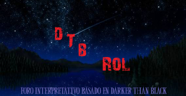 Darker Than Black rol