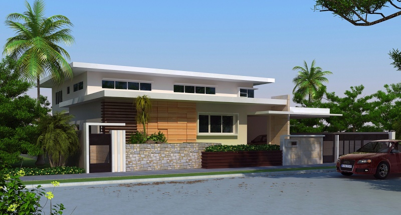 Stunning Simple Two-Storey Houses 800 x 430 · 131 kB · jpeg
