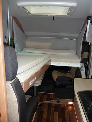 Matelas Camping Car Chausson Welcome