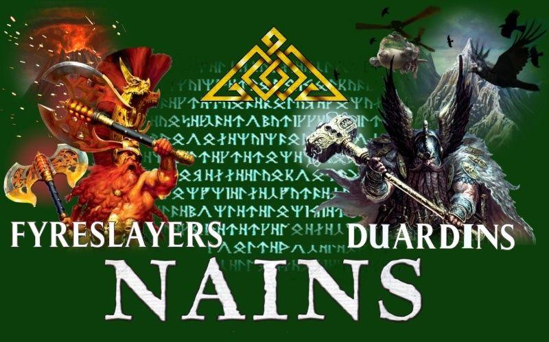 Forum Nains , Duardins & Fyreslayers
