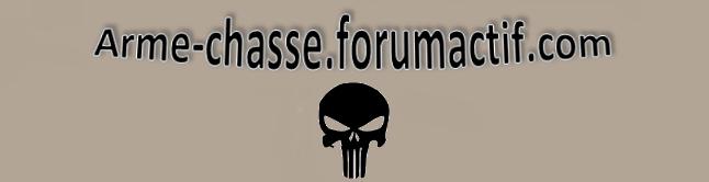 Forum d'arme et de chasse