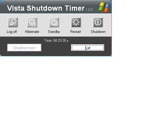 برنامج رائع يستخدم الجهاز ShutdownTimer