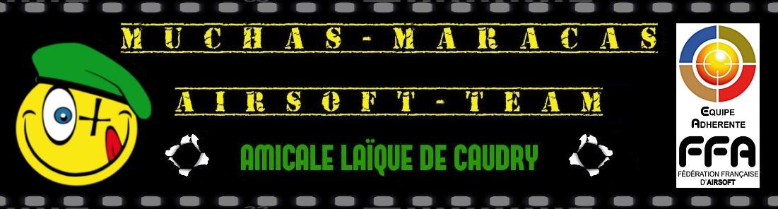 Muchas Maracas Airsoft Team