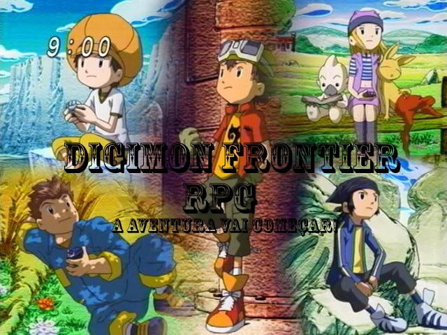 Digimon Frontier RPG