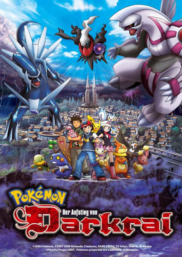 Pokémon 10 - Der Aufstieg Von Darkrai